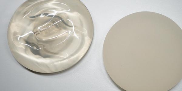 水滴胸手術過程-植體